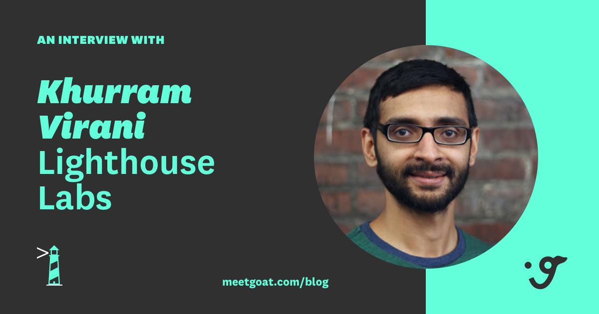 Khurram Blog Header