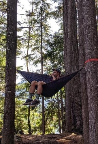 Goat Camping Hammock