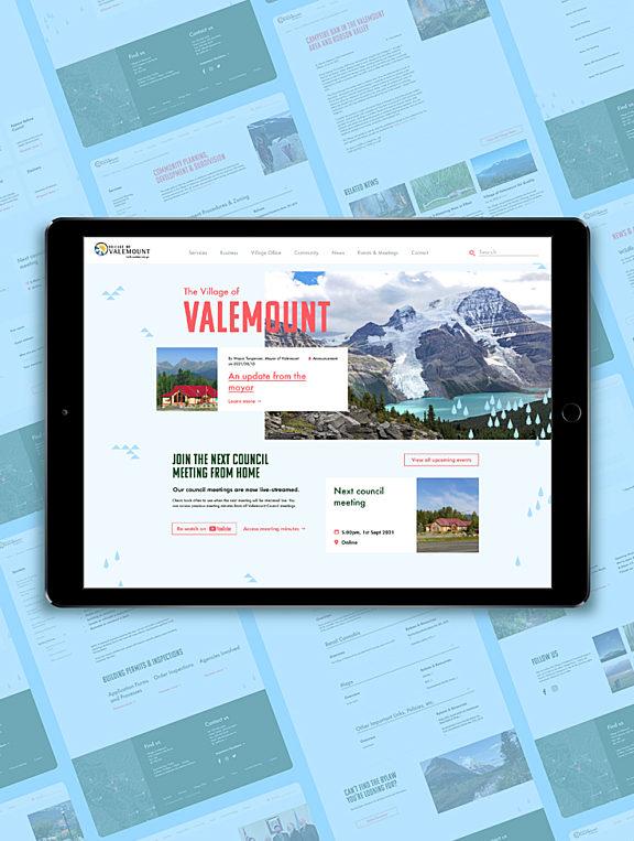 Valemount feature p