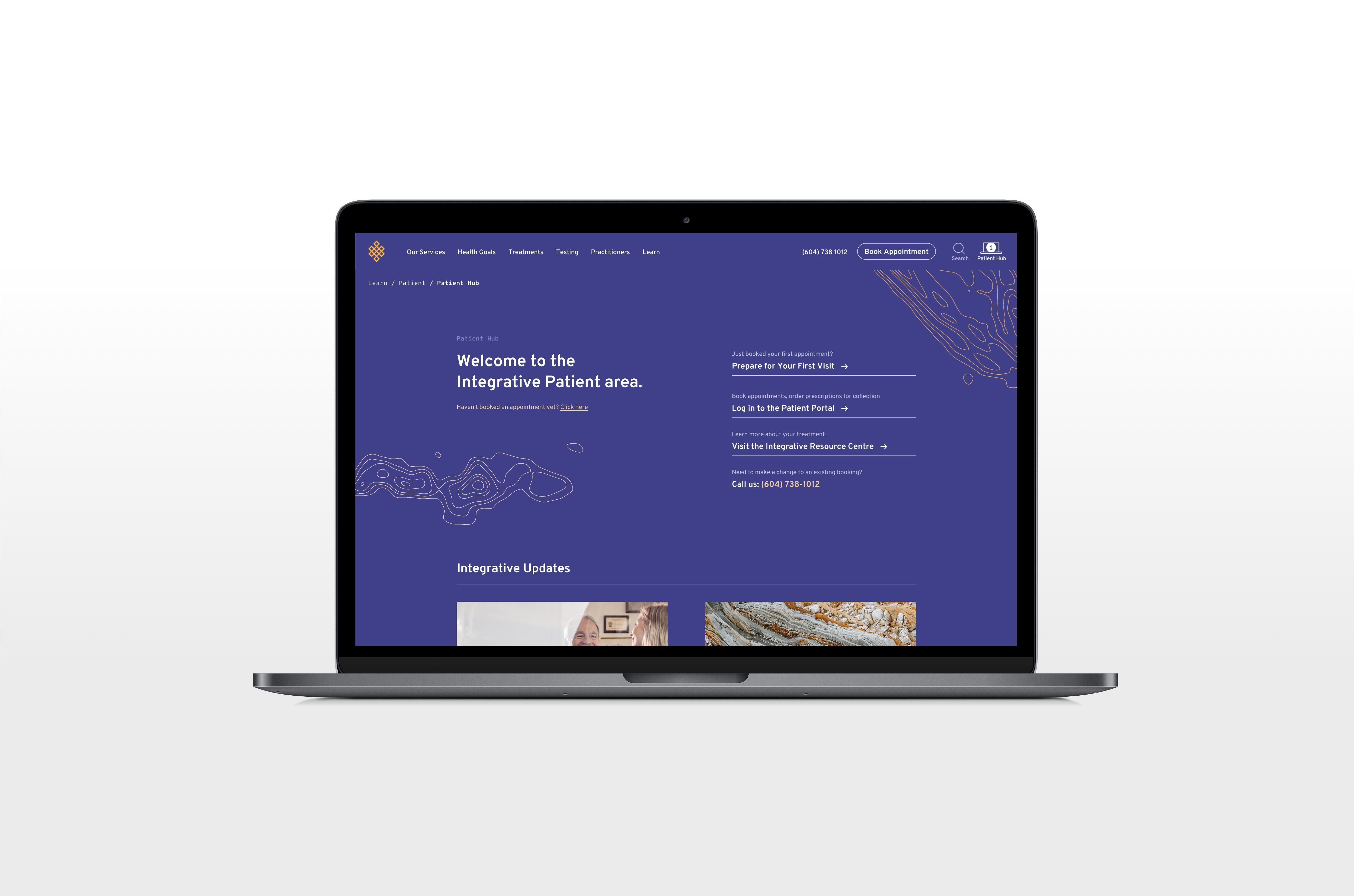 Integrative Laptop